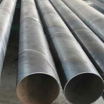 ASTM A252 SSAW spiral steel pipe