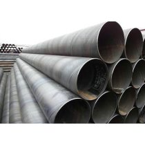 SSAW and SAW welded carbon steel pipe