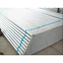 ERW Ms (Galvanized) welded steel pipe ASTM A53 Q195-235B