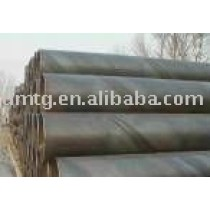 ASTM A335 spiral alloy welded steel pipes and tubes