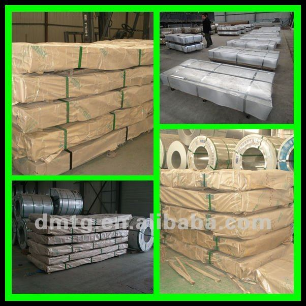SPCC Cold Rolled steel plate and steel coil