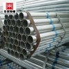 galvanized circular steel pipe construction