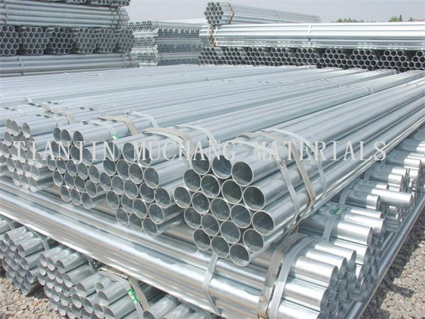 ST35 - ST52 Galvanized Steel Pipe price