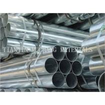 galvanized steel pipe Q345 6 meter