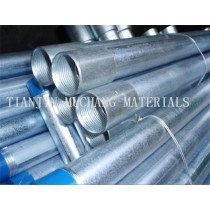 1.5 inch galvanized steel pipe st37