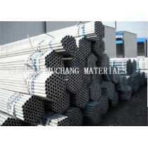 rigid galvanized steel pipe with high quality and convient price