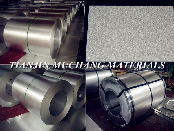 antifinger aluzinc steel coil