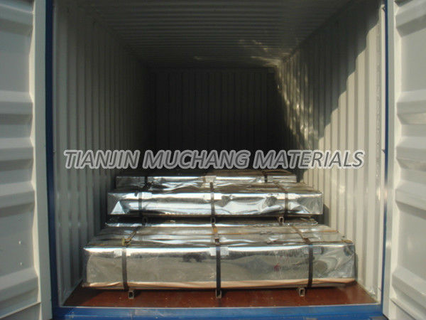 High quality metal floor decking sheets