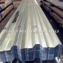 SGCC/DX51D Floor Decking Sheet & hoja de cubierta