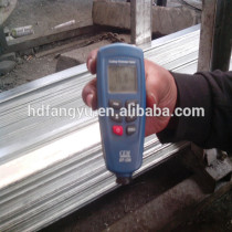 hot galvanzied of q235 slit mild flat steel(factory)