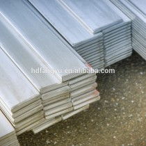 hot rolled spring galvanized flat bar perforated-HOT GALVANIZED