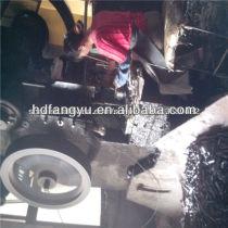 Galvanized rigging fastener