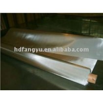 SS304 Stainless Steel Dutch Wire Cloth, Maximum 2500 Mesh