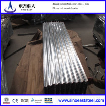 galvanized corrugated steel sheet/roofing materials