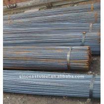deformed steel bars for construction