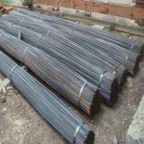 deformed steel bars for building