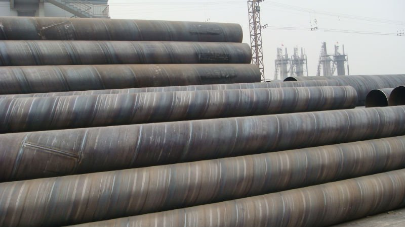 ASTM Welded Spiral Steel Pipe