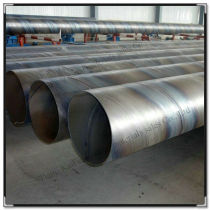 Q195 hsaw spiral steel pipe