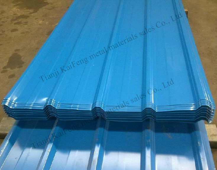 PPGI, PPGL corrugated roofing sheet