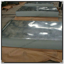 galvanized steel sheet zinc coated by hot dip process