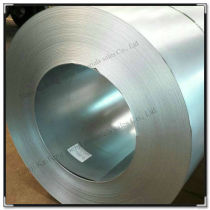 Galvanized steel sheet DX51D from Tianjin