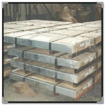 Competitive galvanized steel sheet for roofing