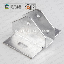 Stamping and welding metal U shaped brackets products