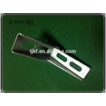 U/L shaped metal bracket