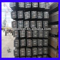 Bulb flat steel profiles