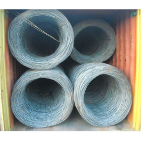 SAE1006,SAE1008, SAE1018 Low carbon steel wire rod