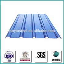 Trapezoidal Tile of Corrugated Roofing Sheet