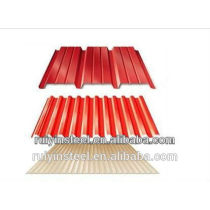 corrugated steel sheet metal roof tile roof coating plate Mill module quality good delivery fast