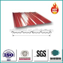 Roof Profiled Steel Sheet For Constructuion
