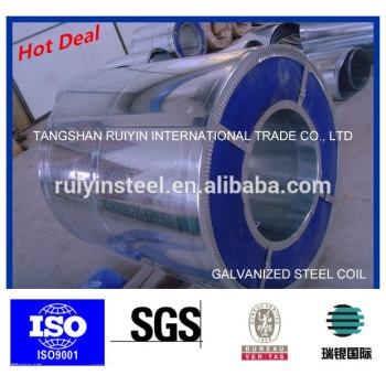 Galvanized steel coil SGCC