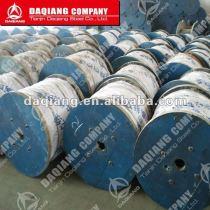 12.70 ASTM A416 Galvanized Prestressing Strand,Galvanized Wire