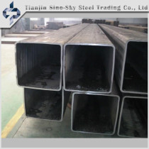 Galvanized Surface Treatment Square Section Shape carbon steel tube