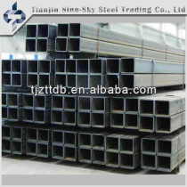 hot rolled square steel tube 100*100mm