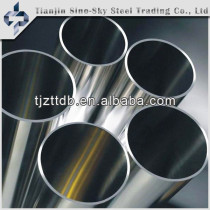 200 series stainless steel tube for structural material