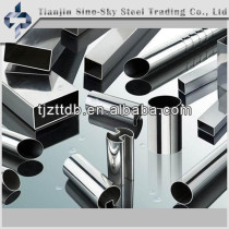 304 stainless steel tube for structural construction