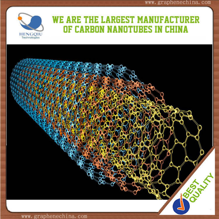 Chemical Auxiliary Agents Single-Walled Carbon Nanotubes Powder China supplier