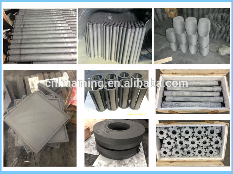 Graphite Dies/Graphite Mould for Continuous Horizontal Casting