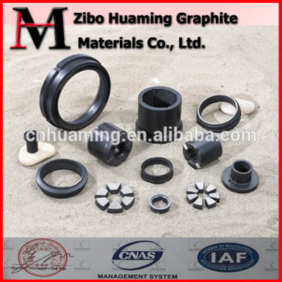 Graphite Bearings With High Mechanical Strength