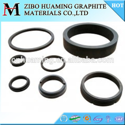 Carbon Graphite Sealing Ring/Graphite Ring in China
