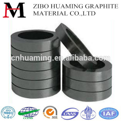 Carbon Graphite Sealing Ring/Graphite Ring for Machine
