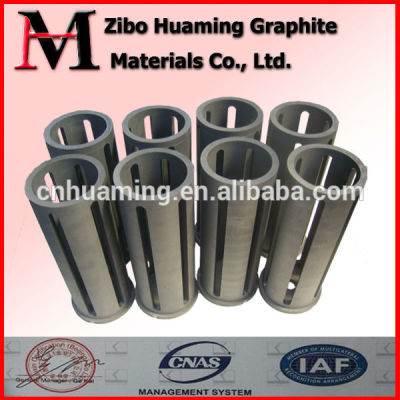 High Purity Graphite Pipes/High Purity Graphite Tubes/High Density Graphite Tube