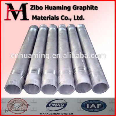 Graphite Pipe for furnaces/graphite pipe apply to heating, protective casing