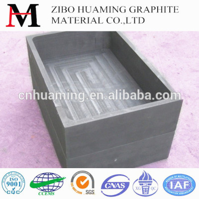 HP Graphite Box for Metal Melting