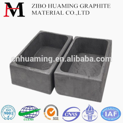 RP/HP Graphite Box for Metal Melting