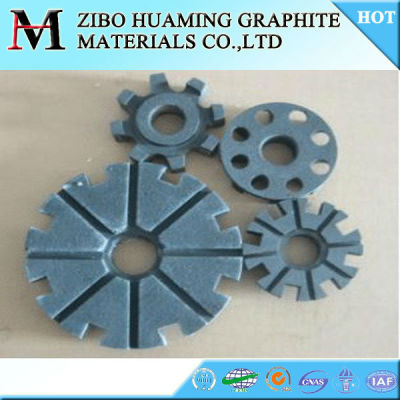 Low price graphite rotor made in china