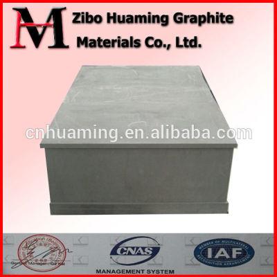 graphite block for carbon brush